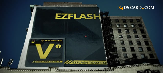 EZ-Flash Team 3DS R4